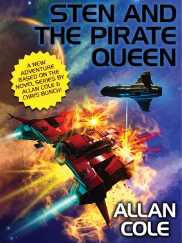 Sten and the Pirate Queen, Allan Cole