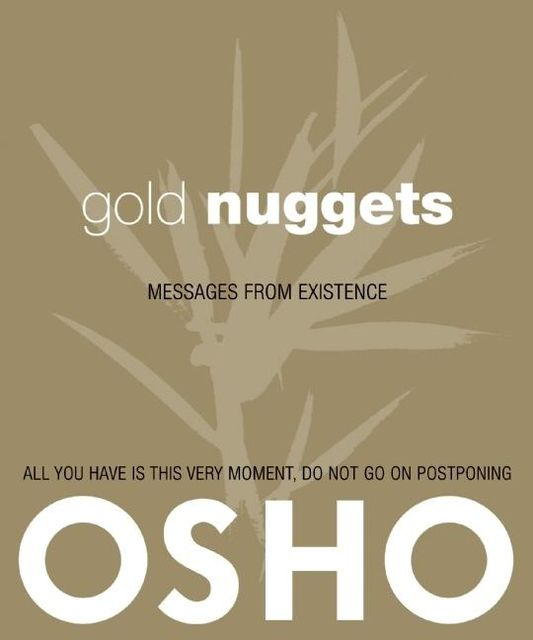 Gold Nuggets, Osho