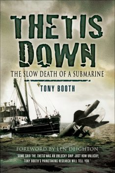 Thetis Down, Tony Booth