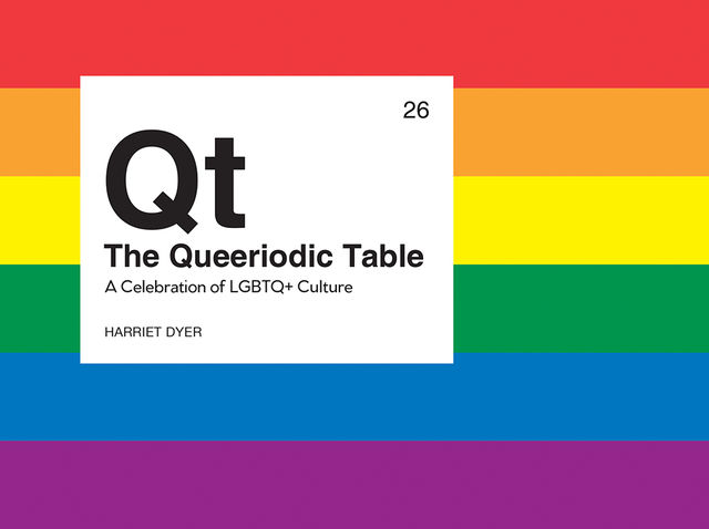 The Queeriodic Table, Harriet Dyer