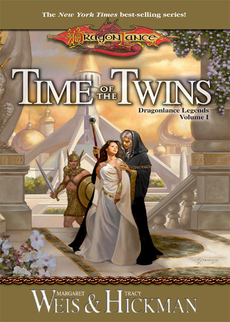 Time of the Twins, Margaret Weis