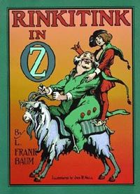 The Illustrated Rinkitink in Oz, Lyman Frank Baum