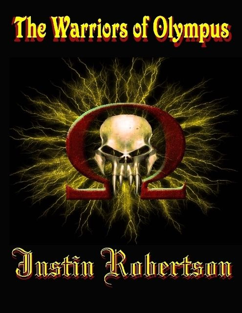 The Warriors of Olympus, Justin Robertson
