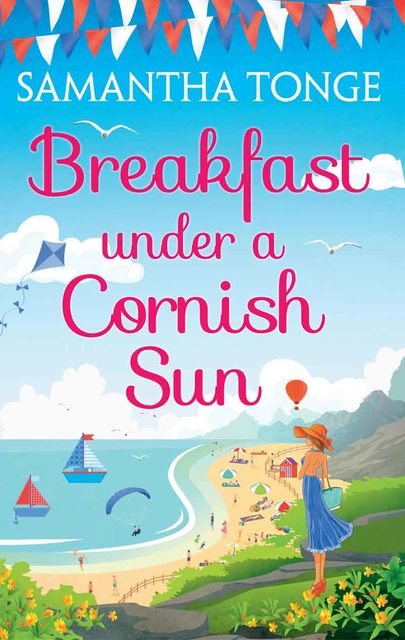 Breakfast Under A Cornish Sun, Samantha Tonge