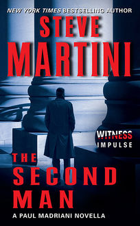 The Second Man, Steve Martini