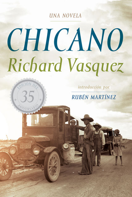 Chicano SPA, Richard Vasquez