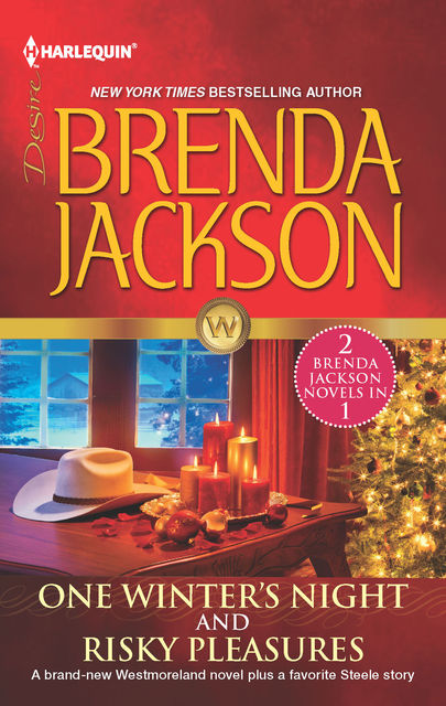 One Winter's Night & Risky Pleasures, Brenda Jackson