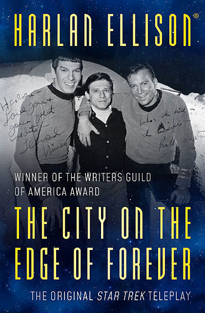 The City on the Edge of Forever, Harlan Ellison