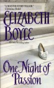 One Night of Passion, Elizabeth Boyle