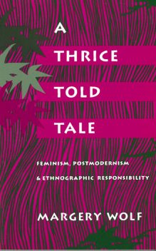 A Thrice-Told Tale, Margery Wolf