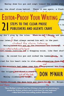 Editor-Proof Your Writing, Don McNair