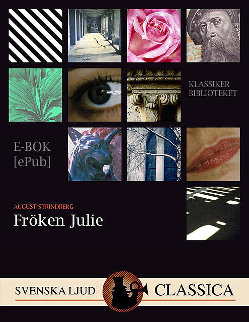 Fröken Julie, August Strindberg