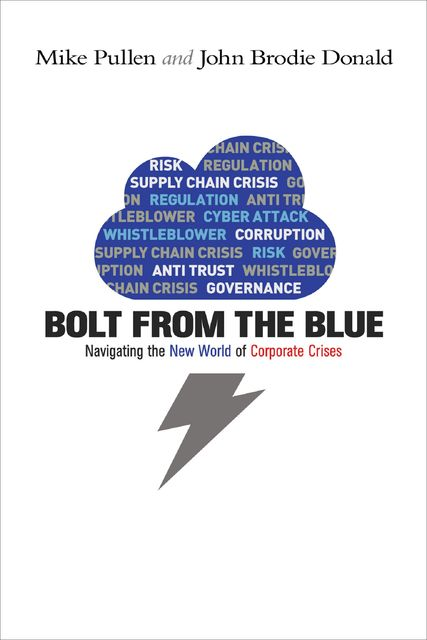 Bolt from the Blue, John Brodie Donald, Mike Pullen
