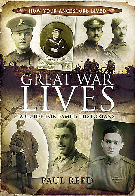 Great War Lives, Paul Reed