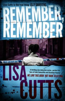 Remember, Remember, Lisa Cutts