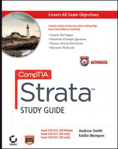 CompTIA Strata Study Guide Authorized Courseware, Faithe Wempen, Andrew Smith