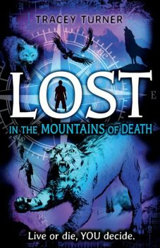 Lost In the Mountains of Death, Tracey Turner