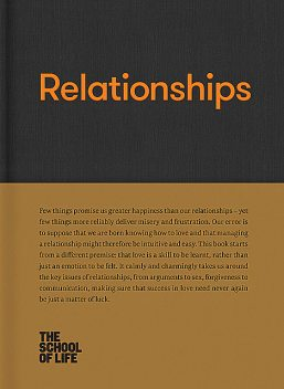 Relationships, The School of Life