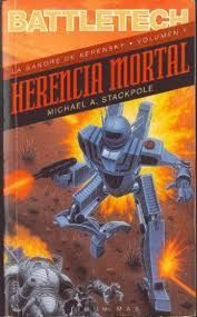 Herencia Mortal, Michael A.Stackpole
