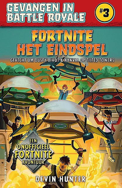 Fortnite – Het eindspel, Devin Hunter