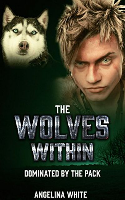 The Wolves Within: Paranormal BBW BWWM Shifter Romance, Angelina White