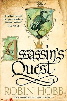 Assassin's Quest, Robin Hobb