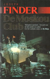De Moskou club, Joseph Finder