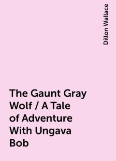 The Gaunt Gray Wolf / A Tale of Adventure With Ungava Bob, Dillon Wallace