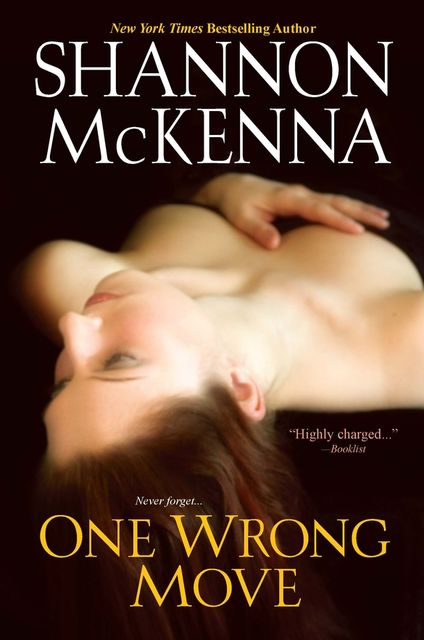 Sample: One Wrong Move, Shannon McKenna