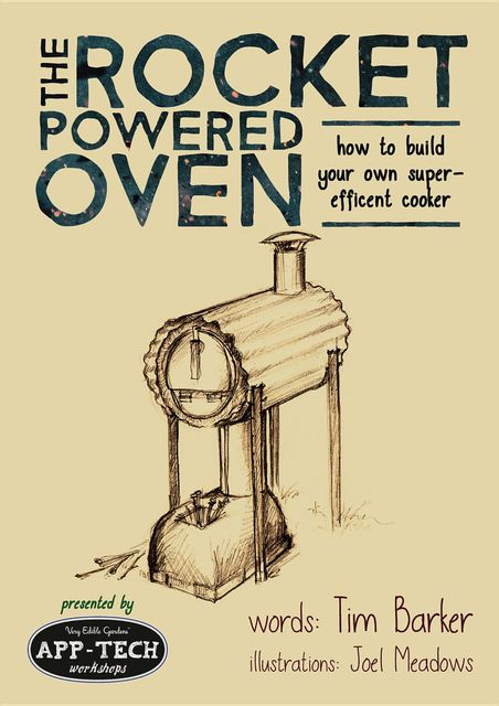 The Rocket Powered Oven, Tim Barker