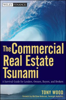 The Commercial Real Estate Tsunami, Tony Wood