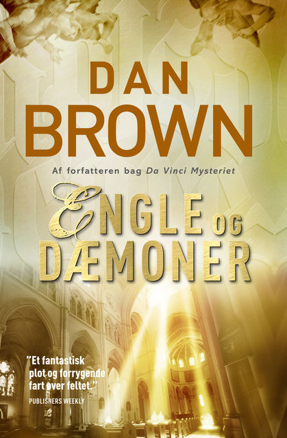 Engle & dæmoner, Dan Brown