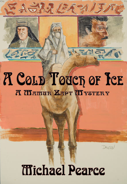 A Cold Touch of Ice, Michael Pearce