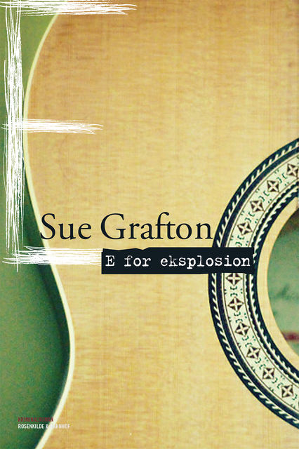 E for eksplosion, Sue Grafton