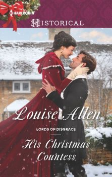 His Christmas Countess, Louise Allen