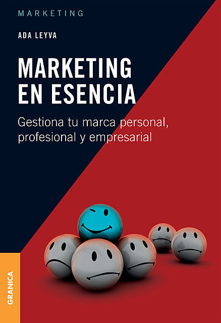 Marketing en esencia, Ada Leyva