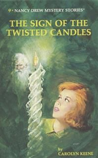 (#09) The Sign of the Twisted Candles, Carolyn Keene