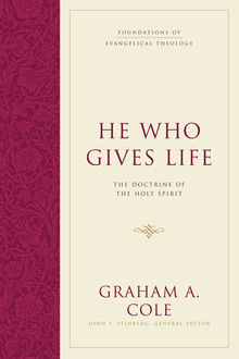 He Who Gives Life, Graham Cole