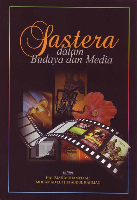 Literature in Culture and Media, Halimah Mohamed Ali, Mohamad Luthfi Abdul Rahman
