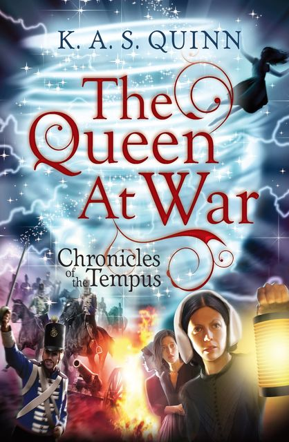 The Queen at War, K.A.S Quinn, K.A.S.Quinn