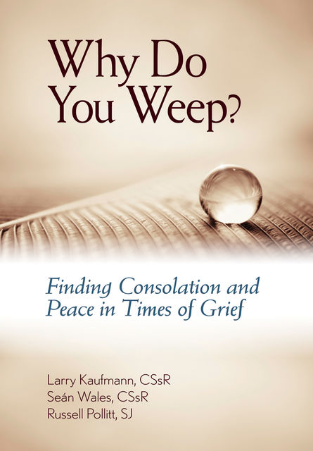 Why Do You Weep, C.Ss.R., Larry Kaufmann