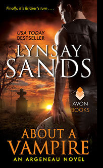 About a Vampire, Lynsay Sands