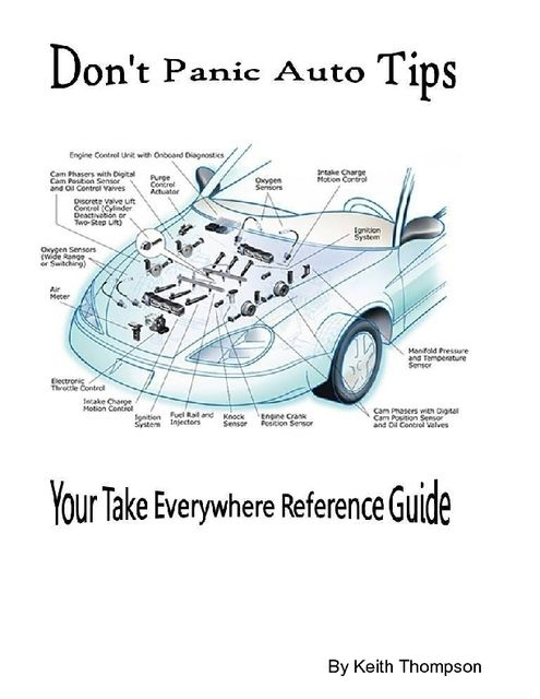 A Manual for All Car Owners, Keith Thompson