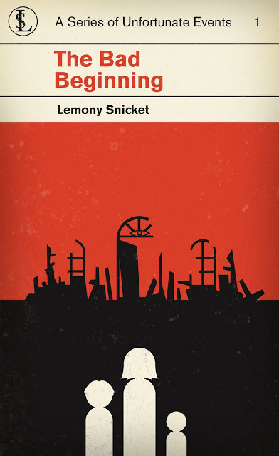 The Bad Beginning, Lemony Snicket