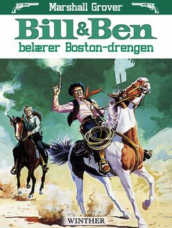 Bill og Ben belærer Boston-drengen, Marshall Grover