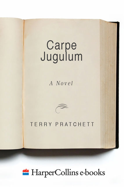 Carpe Jugulum, Terry David John Pratchett