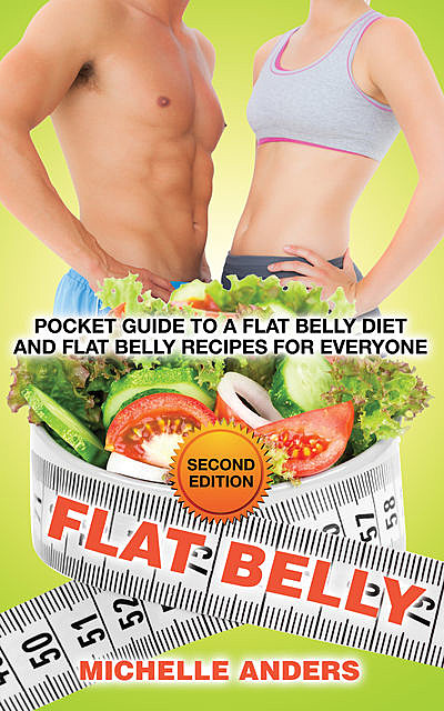 Flat Belly , Michelle Anders