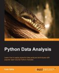 Python Data Analysis, Ivan Idris