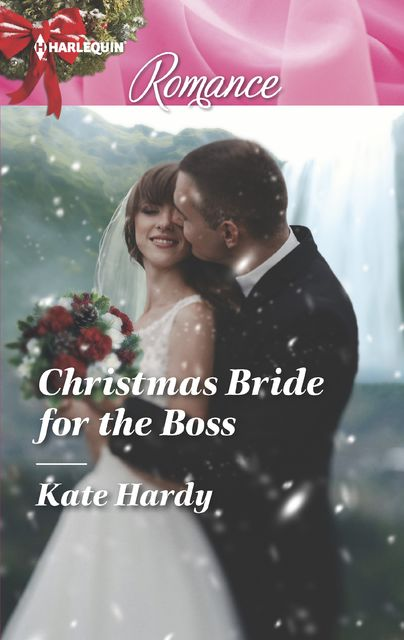 Christmas Bride for the Boss, Kate Hardy