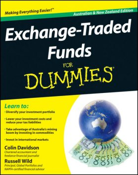 Exchange-Traded Funds For Dummies, Russell Wild, Colin Davidson